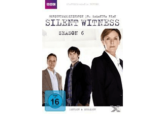 SILENT WITNESS - STAFFEL 6 DR. SAMANTHA RYAN [DVD]