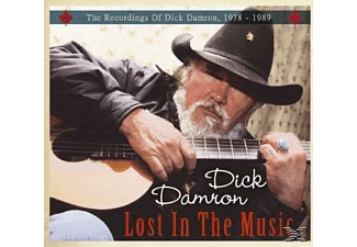 Dick Damron - Lost In The Music/The Recordings Of Dick Damron, [CD]