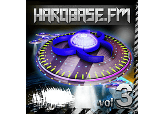 VARIOUS - Hardbase.Fm Volume Three! - (CD)