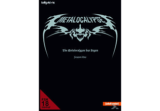 Metalocalypse - Season One [DVD]