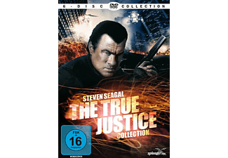 The True Justice Collection [DVD]