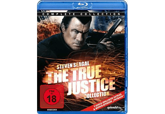 The True Justice - Complete Collection - (Blu-ray)