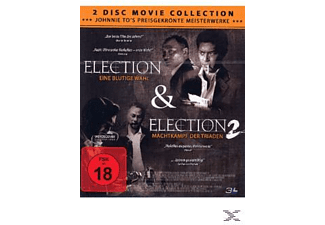 Election 1&2 (Double Feature) - (Blu-ray)