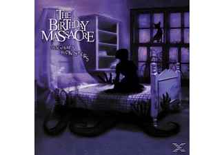 The Birthday Massacre - Imaginary Monsters - (CD)