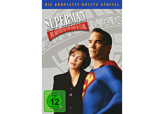 Superman - Staffel 3 [DVD]