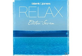 Blank & Jones - Relax Edition Seven (Deluxe Hardcover Box) - (CD)