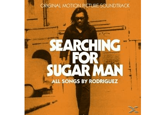 Rodriguez, Detroit Symphony SEARCHING FOR SUGAR MAN Soundtrack CD