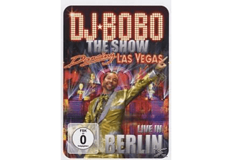 Dj Bobo - DANCING LAS VEGAS-THE SHOW LIVE IN BERLIN [DVD + CD]