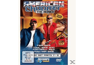 AMERICAN CHOPPER - SEASON 2 - (DVD)