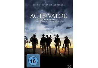 Act of Valor Action DVD