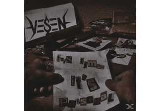 Vesen - This Time It's Personal [CD]