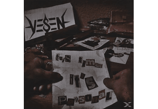 Vesen - This Time It's Personal - (CD)