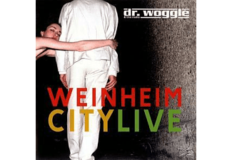 Dr.Woggle & The Radio - Weinheim City Live [CD]