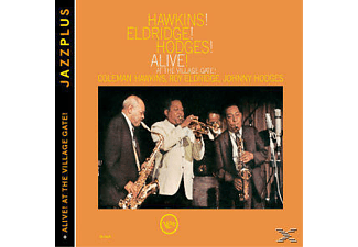 Johnny Hodges, Coleman Hawkins, Randolph, Roy Eldridge - Hawkins! Eldridge! Hodges! Alive! & Alive! At The Village Gate [CD]