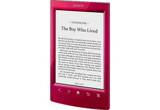 SONY E-Book Reader PRS-T2 HRC-CE7 inkl. Pottermore Download Gutschein, 15.2 cm (6 Zoll), 2 GB, c