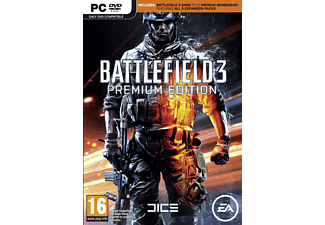 Battlefield 3 - Premium Edition Action PC