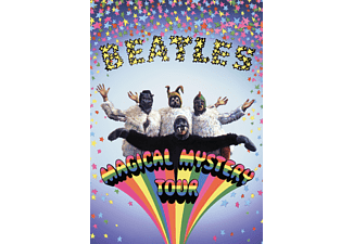 The Beatles - MAGICAL MYSTERY TOUR [DVD + Video Album]