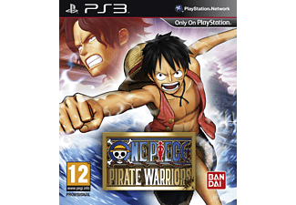 One Piece - Pirate Warriors (Relaunch) Beat 'Em Up PlayStation 3
