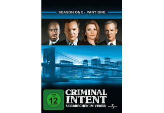 Criminal Intent - Verbrechen im Visier - Staffel 1.1 [DVD]