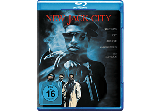 New Jack City - (Blu-ray)