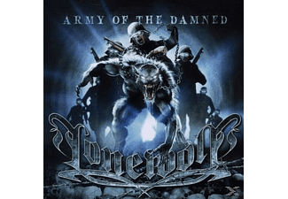 Lonewolf - Army Of The Damned - (CD)