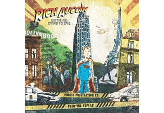 Rich Aucoin - We're All Dying To Live - (Vinyl)