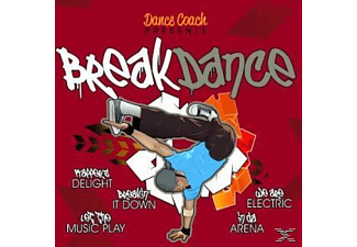 Dance Coach Presents - Breakdance [CD]