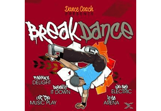 Dance Coach Presents - Breakdance - (CD)