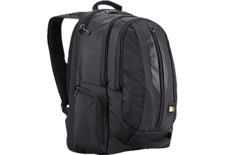 Sac à dos ordinateur Case Logic Business 17.3 pouces Black noir H4sIuP
