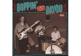 Various - Boppin' By The Bayou [CD]