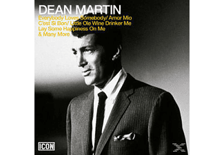 Dean Martin - Dean Martin (Icon Series) - (CD)