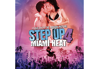 Various Step Up 4 - Miami Heat (Music From The Motion Picture) Soundtrack CD