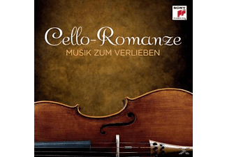 VARIOUS - Cello Romanze - (CD)