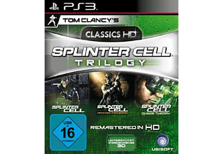 Splinter Cell Trilogy HD Classic - PlayStation 3