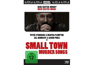 Small Town Murder Songs - (DVD)