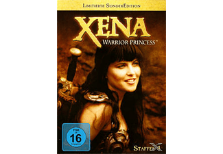 Xena - Staffel 4 (Special Edition) [DVD]