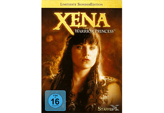 Xena - Staffel 5 (Special Edition) - (DVD)