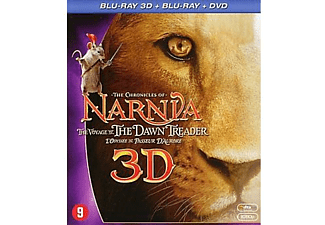The Chronicles of Narnia: The Voyage of The Dawn Treader 3D | 3D Blu-ray