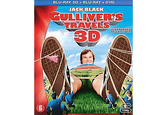 Gulliver's Travels 3D | Blu-ray