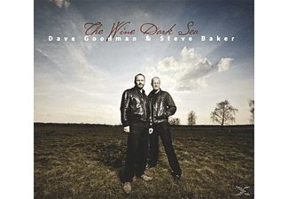 Dave Goodman, Steve Baker - The Wine Dark Sea - (CD)