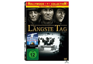 Der Längste Tag - Single Edition Kriegsfilm DVD