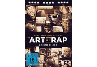 Ice-T, Dr. Dre, Run DMC, Kanye West, Eminem - Something from Nothing: The Art of Rap [DVD]