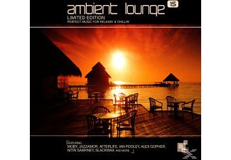 Various - Ambient Lounge Vol.15 [CD]
