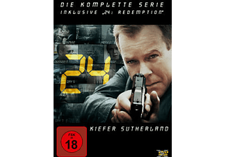 24 – Complete Box [DVD]