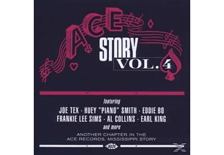 VARIOUS - Ace Story Vol.4 [CD]