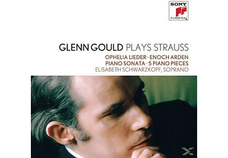 Glenn Gould - Plays Strauss [CD]