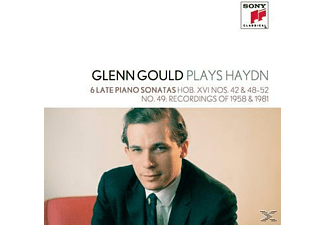 Glenn Gould - Plays Haydn [CD]
