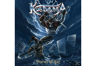 Katana - Storms Of War - (CD)