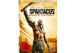 Spartacus - Gods of the Arena - (DVD)