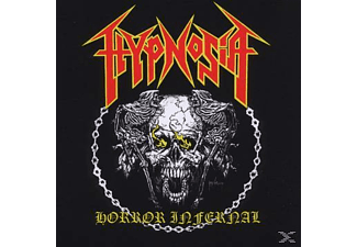 Hypnosia - Horror Infernal [CD]